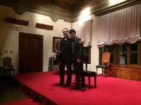 Premio Fantinelli con Giulio Tampalini